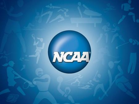 2010 NCAA Regional Rules Seminars Division I Pre-Enrollment Amateurism Certification Process and Student-Athlete Reinstatement (presented in two separate.