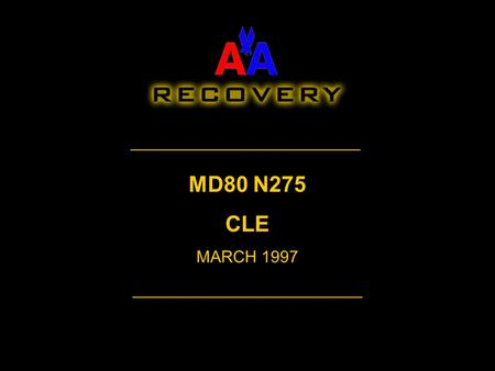 MD80 N275 CLE MARCH 1997. Summary During landing roll at CLE on runway 5R, approx 2106 lcl time, aircraft weather vaned and skidded off the left side.