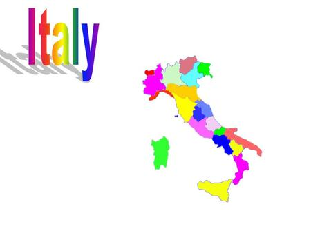 Italy is a country located partly on the European Continent and partly on the Italian Peninsula in Southern Europe and on the two largest islands in the.
