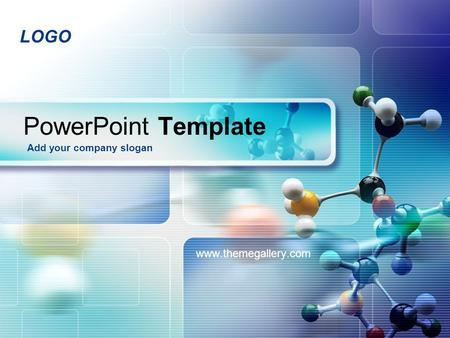 PowerPoint Template Add your company slogan www.themegallery.com.