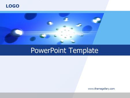 PowerPoint Template www.themegallery.com.