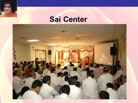 Sai Center Implicit FAITH in Divine Sai Center.