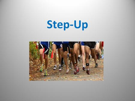 Step-Up. 2 What Does it Mean to STEP UP? Prosocial Behavior – Any act performed with the goal of benefiting another person Bystander Intervention Intervening.