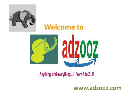Welcome to www.adzooz.com. What is affiliate marketing…? Affiliate marketing involves three parties – the merchant or store, the affiliate and a customer.