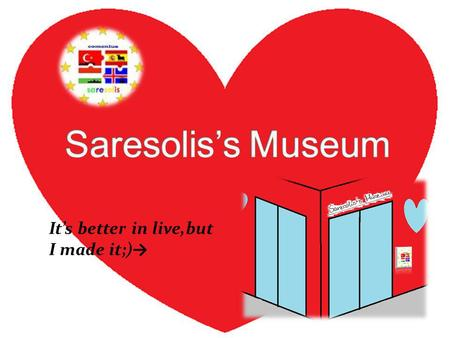 It's better in live,but I made it;)→. History of Saresolis February 14, 2011 → ground plan is a hearth Our Free Unique City.