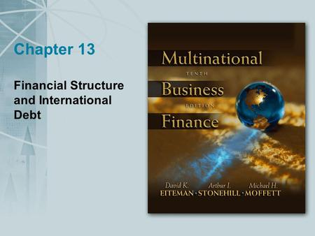 Financial Structure and International Debt