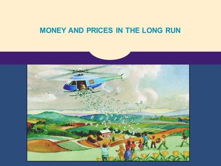 MONEY AND PRICES IN THE LONG RUN. Copyright © 2004 South-Western 16 The Monetary System.