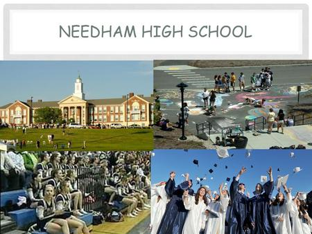 NEEDHAM HIGH SCHOOL AGENDA: Minuteman High School (Jack Dillon) Introduction to NHS Curriculum Course Selection Nuts & Bolts Freshman Seminar Announcements.