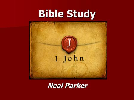 "Bible Study Neal Parker. What Is Gnosticism? Gnosis: Means ""Knowledge"" Gnosis: Means ""Knowledge"" –Gnosticism is a real enemy of Christianity, as a heresy."