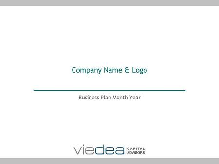 Company Name & Logo Business Plan Month Year. Executive Summary Business Overview Key Differentiators Management Team Financials Projections (in INR CR)