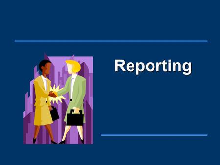 Reporting. Introduction There are two main ways of reporting people's words, thoughts, beliefs, etc.  Direct Speech  Indirect Speech.