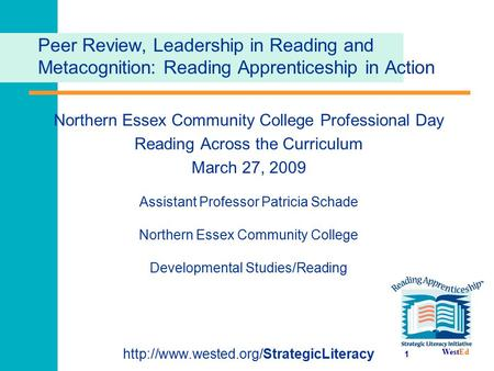 Northern Essex Community College Professional Day