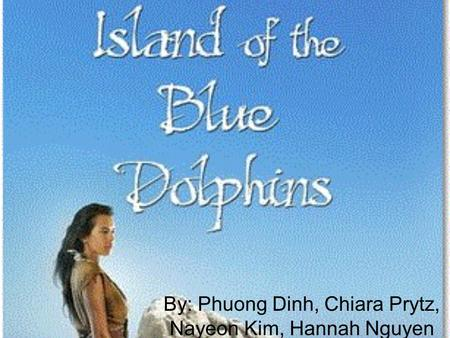 Summary 1 Karana and her brother Ramo went to pick up roots on top of the island that they lived on which was known as Island of the Blue Dolphins. While.