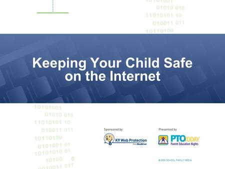 Keeping Your Child Safe on the Internet