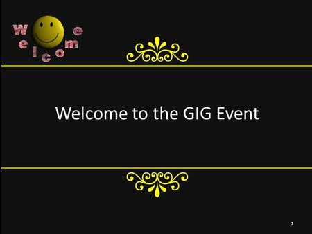 Welcome to the GIG Event 1. MICROSOFT ACTIVE DIRECTORY SERVICES Presenter: Avinesh MCP, MCTS 2.
