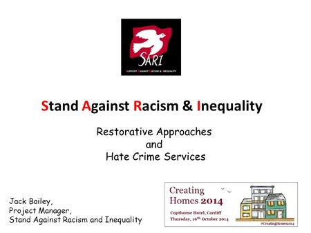 Stand Against Racism & Inequality