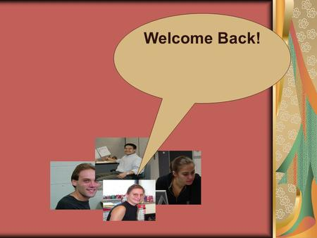 Welcome Back!. Topics for Today Gasoline additives (MTBE, ethanol, and oxygenates) Part II!