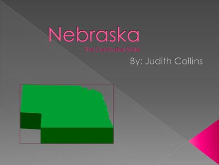  The population of Nebraska was 1,758,787 in 2007.  The statehood of Nebraska was on March 1, 1867. 37th State.