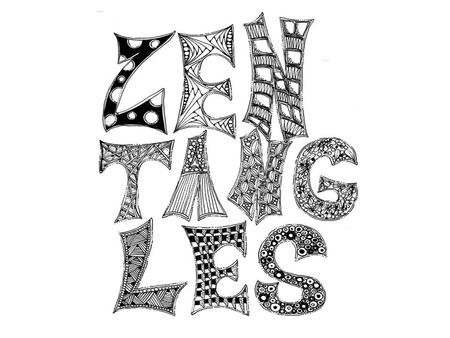 What is Zentangle? Zentangle is an easy-to-learn, relaxing, and fun way to create beautiful images by drawing structured patterns. Almost anyone can use.
