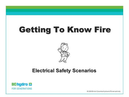 Electrical Safety Scenarios