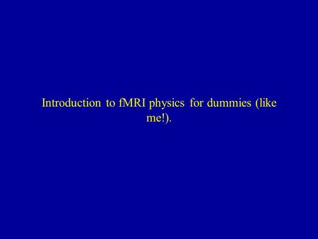 basic physics for dummies pdf