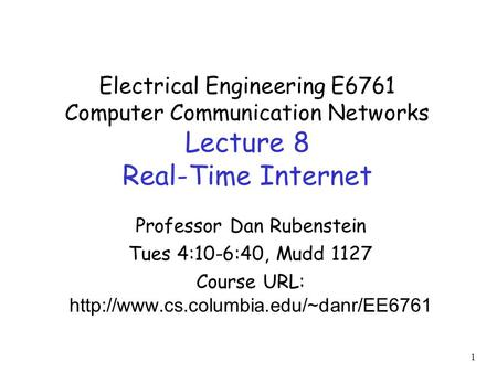 Chapter 13 Multimedia And Networking Bitm1113 Multimedia
