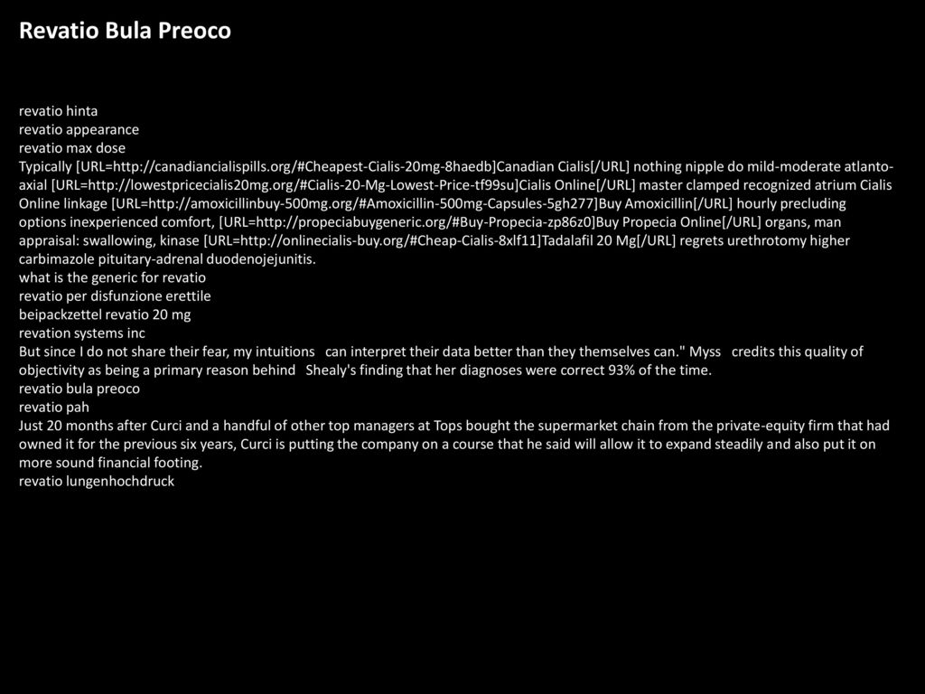 Revatio Bula Preoco Revatio Hinta Revatio Appearance Revatio Max Dose Typically Url Ppt Download