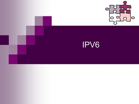 IPV6. Features of IPv6 New header format Large address space More efficient routing IPsec header support required Simple automatic configuration New protocol.