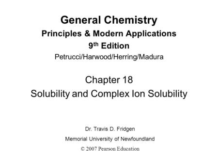 Principles & Modern Applications