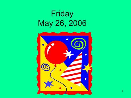 1 Friday May 26, 2006. 2 Inquiry-Based Lessons in the Technology-Rich Classroom Essential Question: How can teachers incorporate inquiry into the lesson-design.