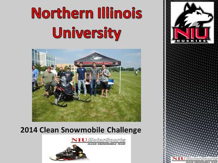 2014 Clean Snowmobile Challenge