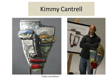 "Kimmy Cantrell ""Little Coal Miner""."