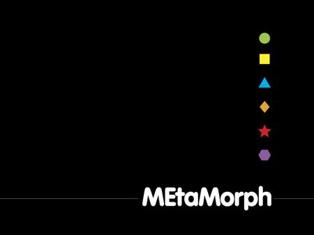 What is MEtaMorph? MEtaMorph is Web-based curriculum Career exploration Financial planning for college and other options High school language arts.