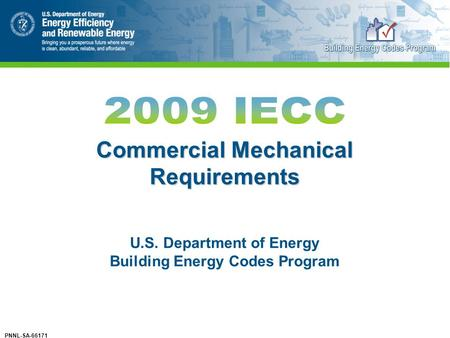 Commercial Mechanical Requirements