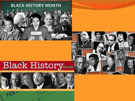 Black History Month began as Negro History Week, which was created in 1926 by Carter G. Woodson, an African American historian, scholar, educator, and.