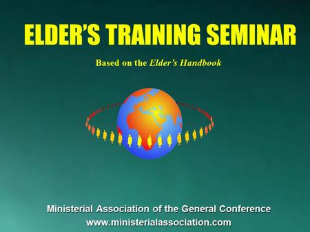 Ministerial Association of the General Conference