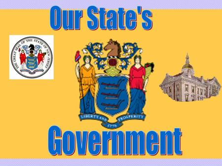 The State of New Jersey has a government that helps people in many ways.