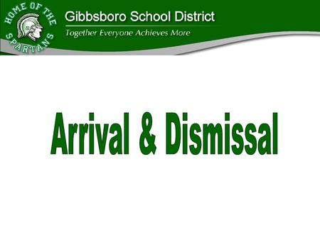 Gibbsboro School Students enter 8:00 Tardy at 8:15 DROP OFF LANE Please leave promptly Use Crosswalk if parking on opposite side of school Lauer Lane.