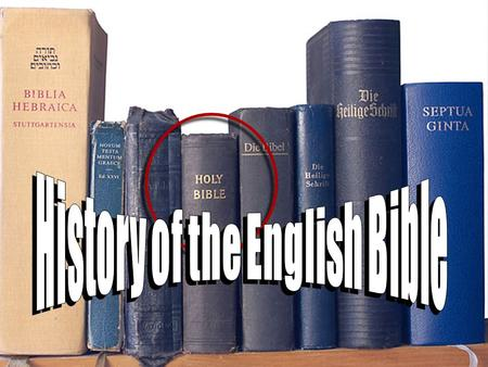 Though Shakespeare may be the greatest glory of his age, he was not its greatest influence.... The book of books for English men was the Bible.... For.