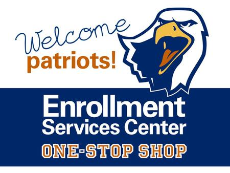 Enrollment Services Center ADM 230 Services areas of Undergraduate Admissions, Registration, Student Records, Financial Aid, Scholarships and Cashiers.