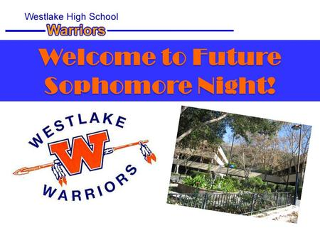 Welcome to Future Sophomore Night!. COUNSELING STAFF Nicole Judd, Assistant Principal of Instruction COUNSELORS Susan WilsonSusan Wilson: A-Dd John LisowskiJohn.