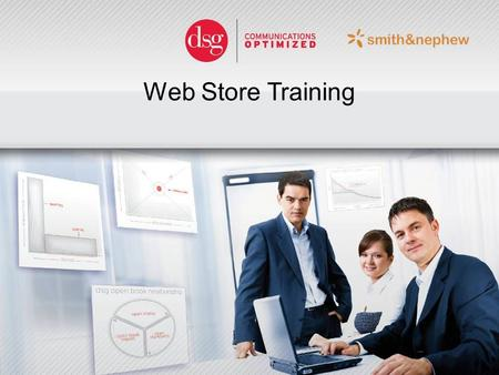 Web Store Training. Table of Contents Sign In : Accessing the site My Profile : Managing your account Catalog Navigation : Finding items and ordering.