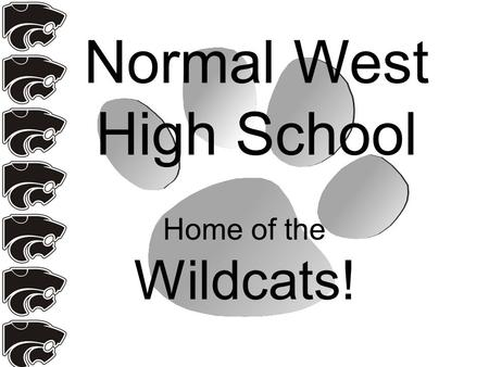 Normal West High School Home of the Wildcats!. Normal West Counselors Brooke BollmannA-C Marty TarmannD-H Katie TurnerI-Mh Debbie Sondgeroth Mi-Se Carrie.