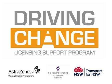 2 Driver licensing and Aboriginal people Important road safety issue understanding of road rules and appropriate level of driving skills Important contributor.