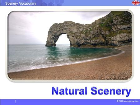 © 2011 wheresjenny.com Scenery Vocabulary. © 2011 wheresjenny.com Scenery Vocabulary.