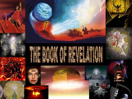 The 7 Year tribulation 31/2 years The Six Seals – Chapter 6 Jesus 2 nd Coming The Seven Trumpets The seven Bowls The 7 th Seal 8-22 The Layout of the.