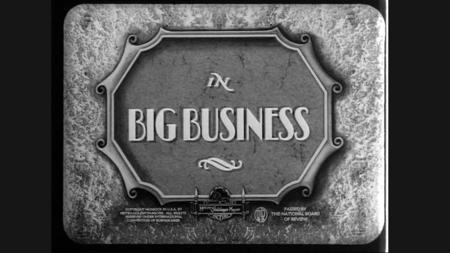 Big Business Emerges Businesses consolidate into big industries or ________________ These are run by businessmen who become very wealthy and become known.