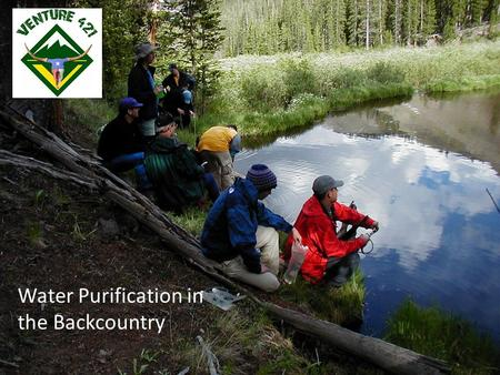 Water Purification in the Backcountry. Biologically contaminated water contains infection- causing microorganisms such as Giardia, bacteria, or viruses.