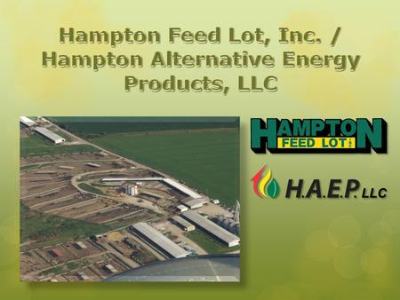 Animal Waste to Electricity COW POWER We Work 24/7 Animal Waste to Fertilizer Animal Waste to Fertilizer.