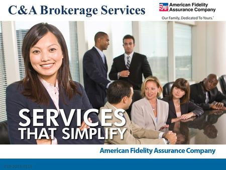 ESB-2013-0113 C&A Brokerage Services. ESB-2013-0113.